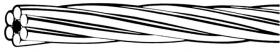 ACSR – Aluminum Conductor Steel Reinforced